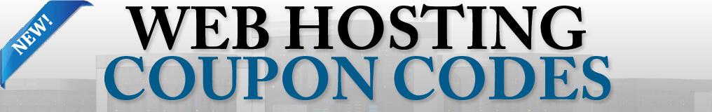 web hosting coupon codes steep discounts on web hosting. Black Bedroom Furniture Sets. Home Design Ideas