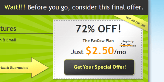 Fatcow Coupon Codes and Promos
