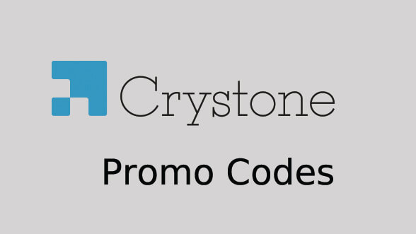 Crystone Coupon Codes
