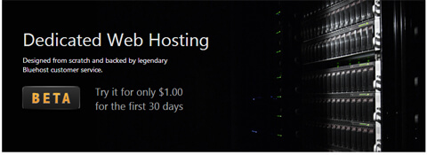 Bluehost dedicated web hosting coupon codes