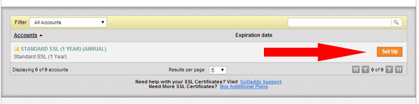 How to Install a Godaddy SSL Certificate